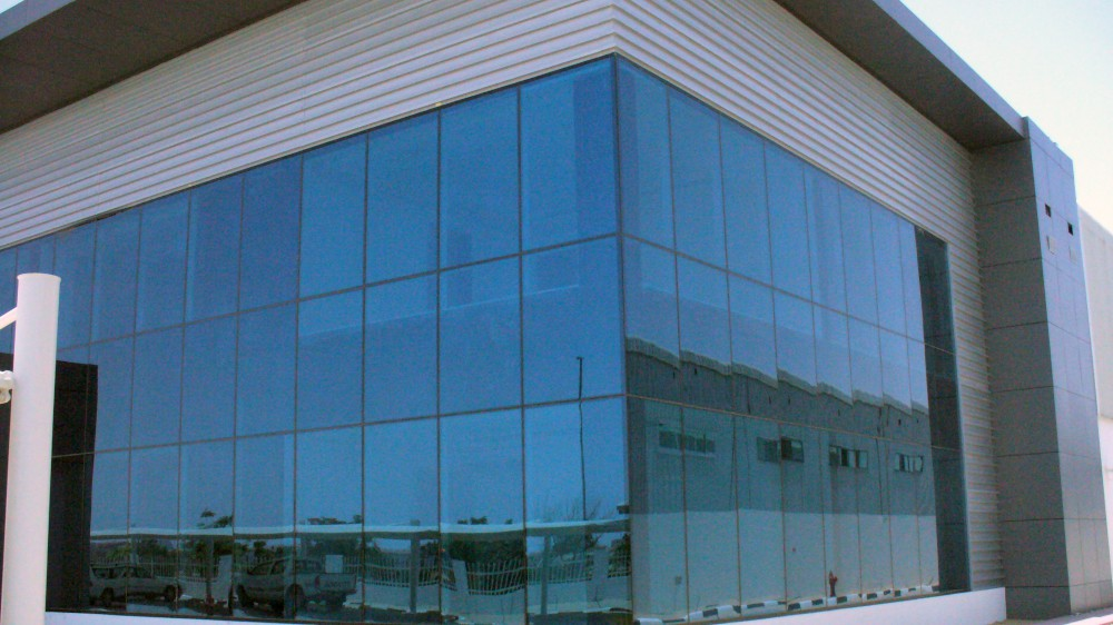 Structurally Glazed Curtain Wall : Structural glazing curtain wall menzilperde